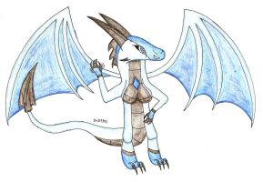 AT: Gynnah by DragonofDarkness1992