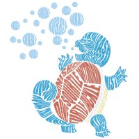 Squirtle by Drindex