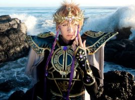 'Black Dragon King of the Western Oceans' by EliotCosplay