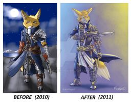Aeros before and after by 7THeaven