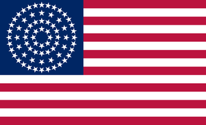 Flag of the United States (A More Perfect Union) by HouseOfHesse