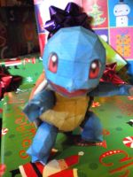 Squirtle by nekonyan3