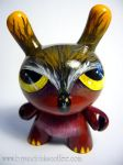 The Great Horned Owl Dunny by bryancollins