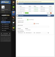 Admin Panel Theme First One by JereKel