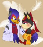 Falco X Katt by GracieCouture