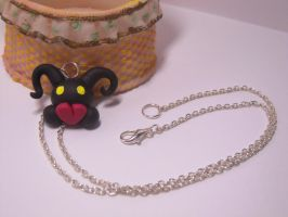Heartless Collection NECKLACE by REDDISH-MUSE