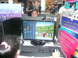 SPORE GAMEPLAY SCREEN by victortky