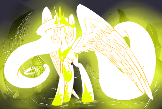 The Sun by Underpable