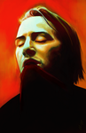 Muse - Keanu Reeves by Aquila--Audax