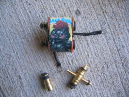 Garbage pail kid coils by 44anarchy44