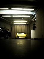 Four Levels To Lamborghini by rioross