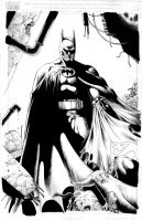 Batman - Commission by edtadeo