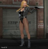 Black Canary 01 by hotrod5