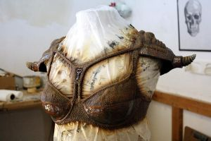 STEAMPIRATE BUSTIER by Faust-and-Company