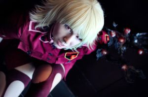 Hellsing: Bound by Blood by icequeenserenity