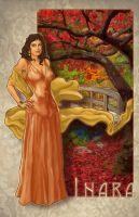 Firefly Inara by Iconograph