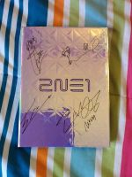 2NE1 Autographed Album To Anyone Cover by ebabe227