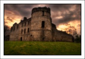 Balvenie Castle by Project-Firefly