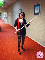 Headmistress Fiora cosplay - League of Legends by KawaiiNoHime