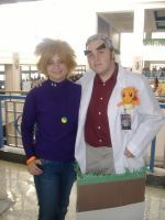 The Oak Family - Metrocon 2011 by wrightisright3