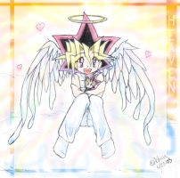 Yugi Angel by Achiru-et-al
