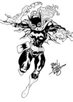 Batgirl commission by Dogsupreme