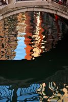 Venice reflected 2 by wildplaces