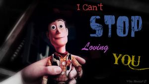 I Can't Stop Loving You by PixarPride