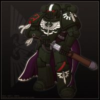 40k: 3rd Company by wibblethefish