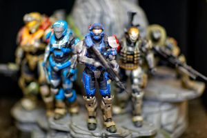 Noble Team by Shooter1970