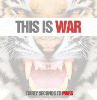 30 Seconds To Mars - This is War - Cover Redesign by TheSayGi