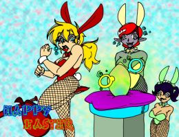 Happy Easter 2013 by CrazyCowProductions