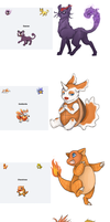 Pokemon Fusions 2 by XxMURPLExX