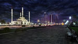 Grozny HDR by Thetumso