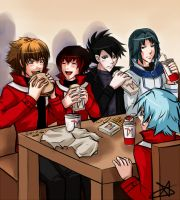 Let's eat~ by YuHita