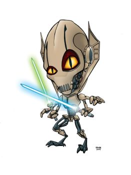 General Grievous by JTampa