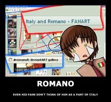 APH: Romano Demotivational by lupisashes