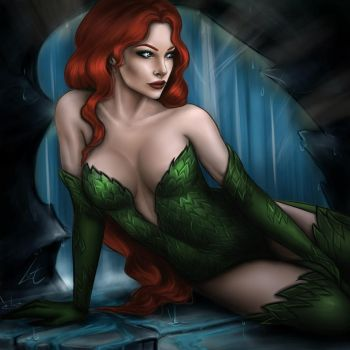Poison Ivy by AMukhaa