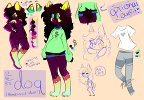 -Doq ref 2017- by Buttercup1220