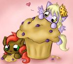 Muffin Friday by SpectralPony