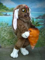 BIG carrot by LilleahWest