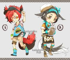 Adopt AUCTION Set #2 [CLOSED] by kaidoptables
