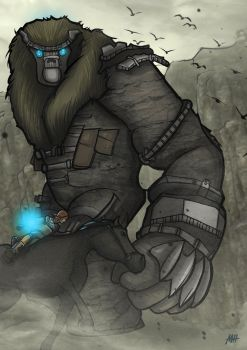 Shadow of the Colossus  by MatthewHogben