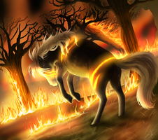 .::End In Fire::. by Katchihe
