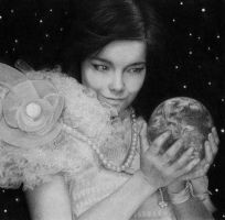 Goddess Bjork by JeremyChristopher