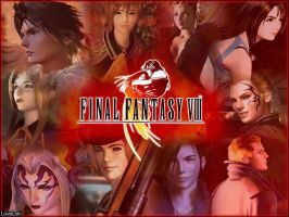 FFVIII by LoveLoki