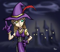 MK Series - Witch by bluphino