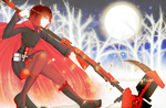 RWBY: Red Like Roses by StarlightRiu