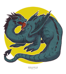 dragon by nelhein