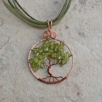 Peridot Planned Parenthood Tree by magpie-poet